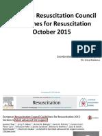 Ghid resuscitare 2015