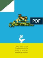 Lima Adventours Mountain Bike Peru English version