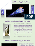 Utilizing Crystal Technology in the Future