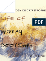 Ecology or Catastrophe the Life of Murray Bookchin