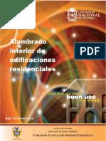 Guía Didáctica Para El BUEN USO de La Energía Alumbrado Interior de Edificaciones Residenciales