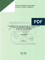 Compendio de Trabajos de Investigacion IGP