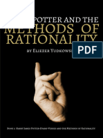 Harry Potter METHODS OF RATIONALITY