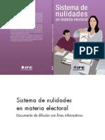 Sist Nulidades Materia Electoral Libro