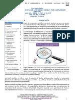 Brochure Tecnicas y Herramientas de Auditoría Asistidas Por Computador