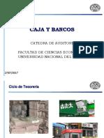 2014 Caja Bancos