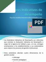 Estándares Indicadores de Desempeño2 (2)