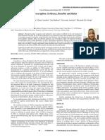 Off-Label Trazodone Prescription-Evidence, Benefits and Risks