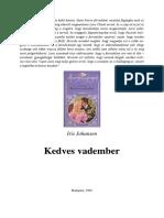 Iris Johansen Romantika Kedves Vadember
