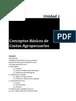 Unidad 2 Gestion Agropecuaria