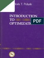 Boris Polayk_Introducción en Optimización