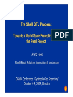 GTL Process - By a.hoek