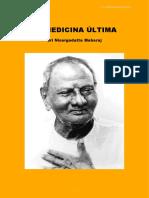 La Medicina Ultima . Nisargadatta Maharaj