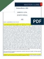 Jurisprudencia 2015 Direito Civil Parte Geral STJ e STF1