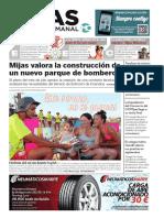Mijas Semanal nº747 Del 28 de julio al 3 de agosto de 2017