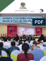 Boletín Avanza Colombia Julio 2017