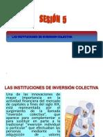 Institución de Inversión Colectiva , Seguros y AFP
