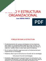 Clase 7 Dise o y Estructura Organizacional