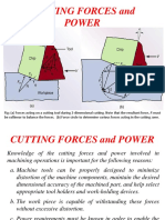 7_Cutting Forces & Power