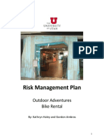 risk plan part 1