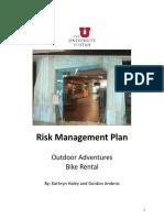 risk plan part 1