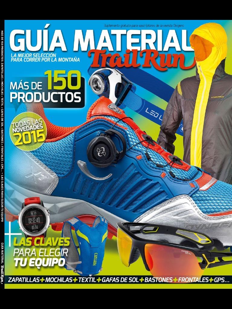 Material Trail Guia 2015 Oxigeno Run DHEIW29