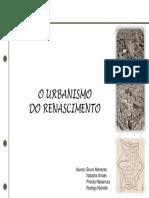 Urbanismo do Renascimento.pdf
