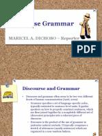 LLD 311 Cel Discourse Grammar