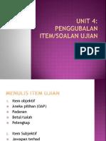 20170425120426KPN 4053 Unit 4 Penggubalan item ujian (1) (1).pptx