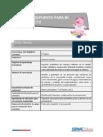 5° básico_Cs Sociales_Un presupuesto para mi proyecto