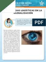Estrategias Logísticas en La Globalización - PDF