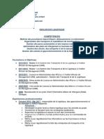 CV Mouhamad Bégane NDOUR Or