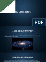 El Universo y Su Entorno