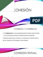 Cohesión TP