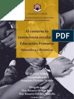 El constructo convivencia escolar en.pdf