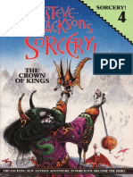 Steve Jackson's Sorcery (4of5) - The Crown of Kings