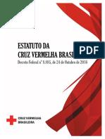 Estatuto Da Cruz Vermelha Brasileira AF