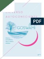 O Universo Autoconsciente - Amit Goswami
