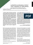 Off-Pump Myocardial Revascularization