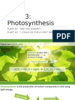 Photosynthesis 2016
