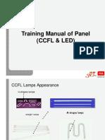 TCL CCFL & LED LCD Panel Training Manual