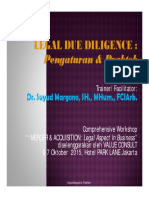 M&a-Value_4_Legal Due Diligence Aspect