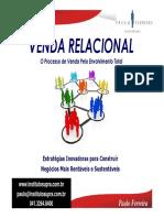 Paulo Ferreira Venda Relacional