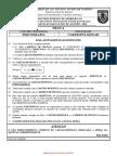 Prova Pm Area de Saude 2010 47 Fisio Cardiopulmonar