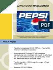 Supply Chain Management-pepsi