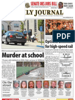 08-06-10 issue of the Daily Journal