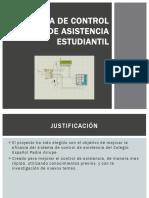 Sistema de Control de Asistencia EstudiantilC
