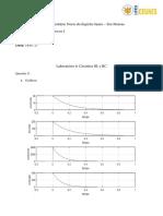 Laboratorio 6 - Circuitos RL e RC