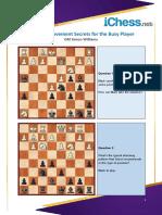 Puzzles - GingerGM Method