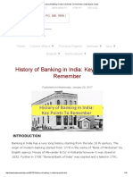 History of Banking in India_ Key Points to Remember _ Bank Exams Today